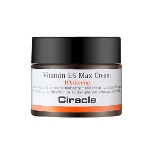 ciracle,vitamin e5 max cream