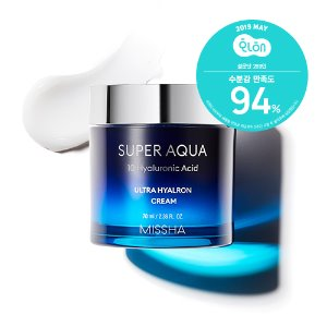 missha,super aqua ultra hyalron cream