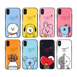 bt21,hang out multi card case