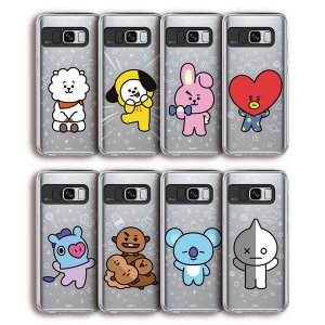 bt21,light up case galaxy s8