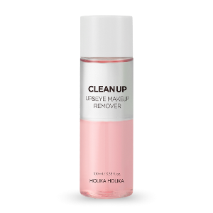 holika holika,clean up lip eye makeup remover