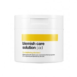 bellamonster,blemish care solution pad