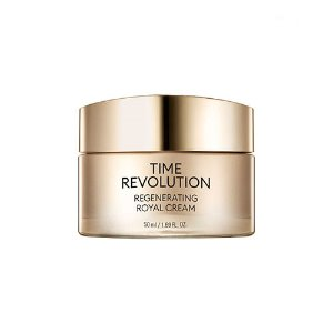 missha,time revolution regenerating royal cream
